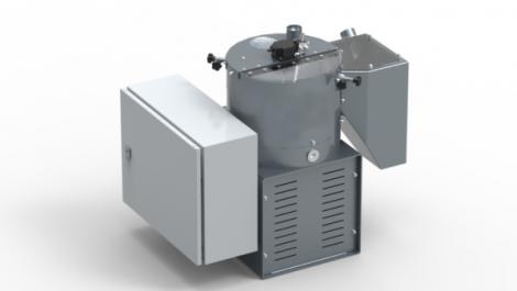 Rotary coating machine HR350
